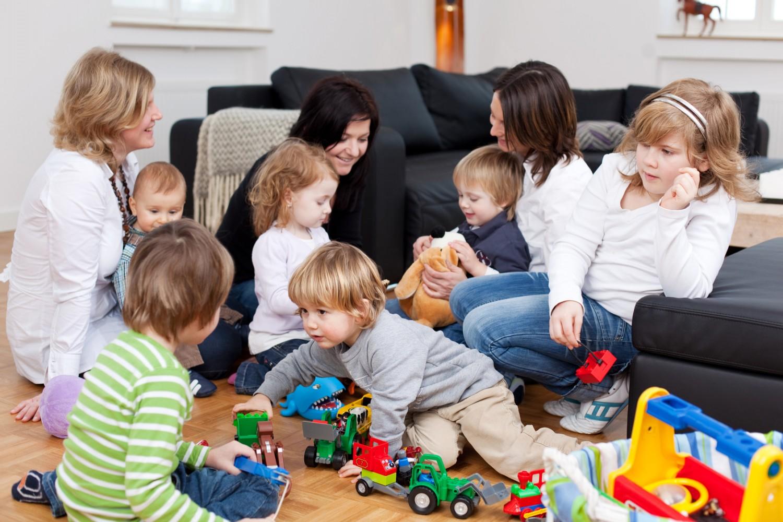 Newsletter für Eltern-Kind-GruppenleiterInnen Oktober 2019